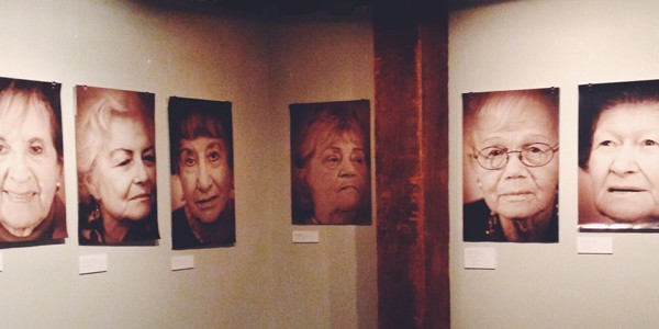 Survivor Portraits Exhibit