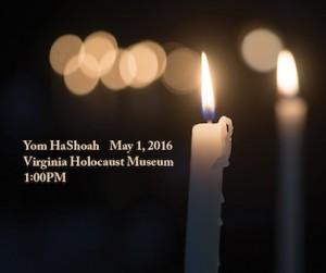 Yom HaShoah 2016
