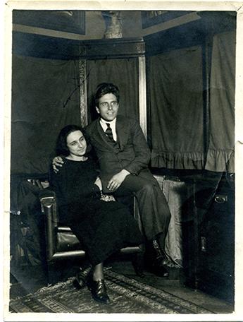 Anne Fischer & Ernst Fischer MD