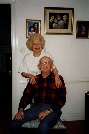 Sonia and Bud Brodecki