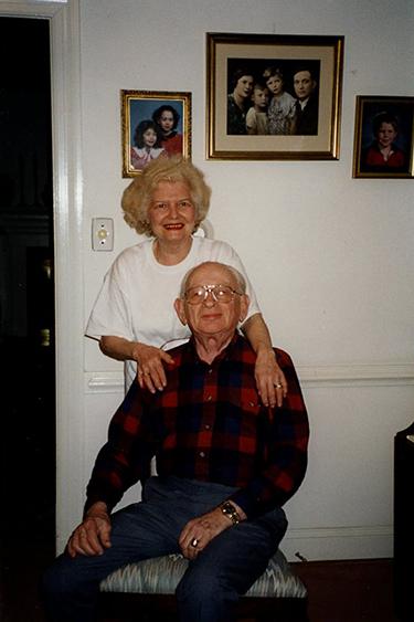 Sonia and Bud Brodecki