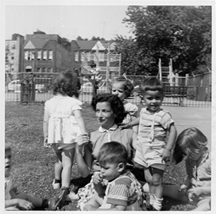Childrens Home of Brooklyn N.Y., 1949