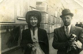 Mr.& Mrs. Jandzewska