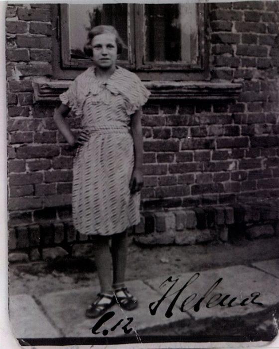 Helen Zimm, Age 12