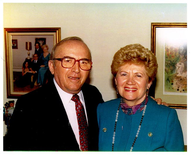 Sol and Helen Zimm