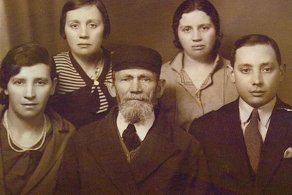 Wandowska Family (Brandla's family)