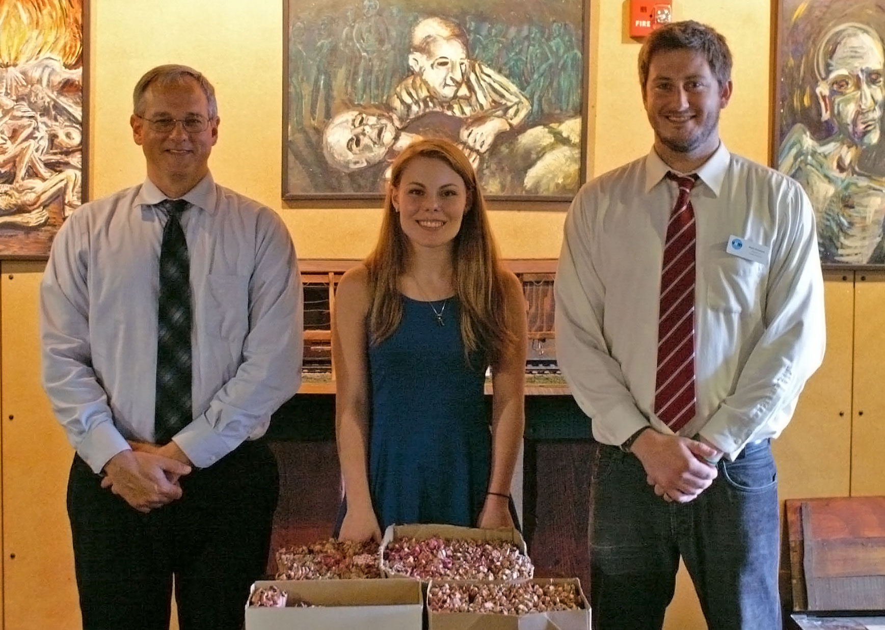 Clover Hill HS Penny Campaign Donation