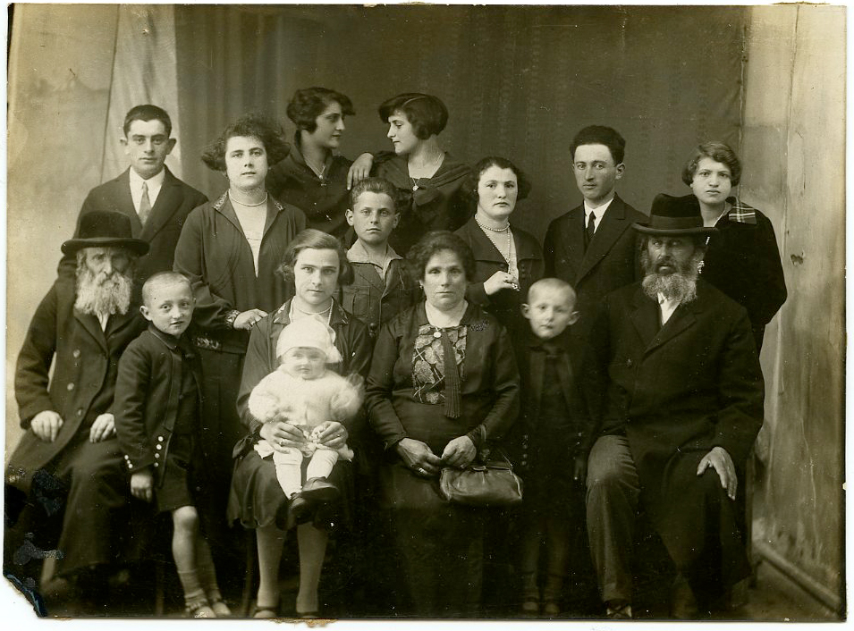 Blank Family