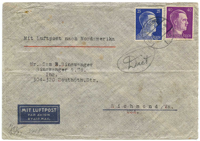 Eisenmann Envelope Cover