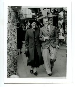 Margot and Wolf Loria (Roger's parents)