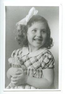 Regine (Roger's cousin)