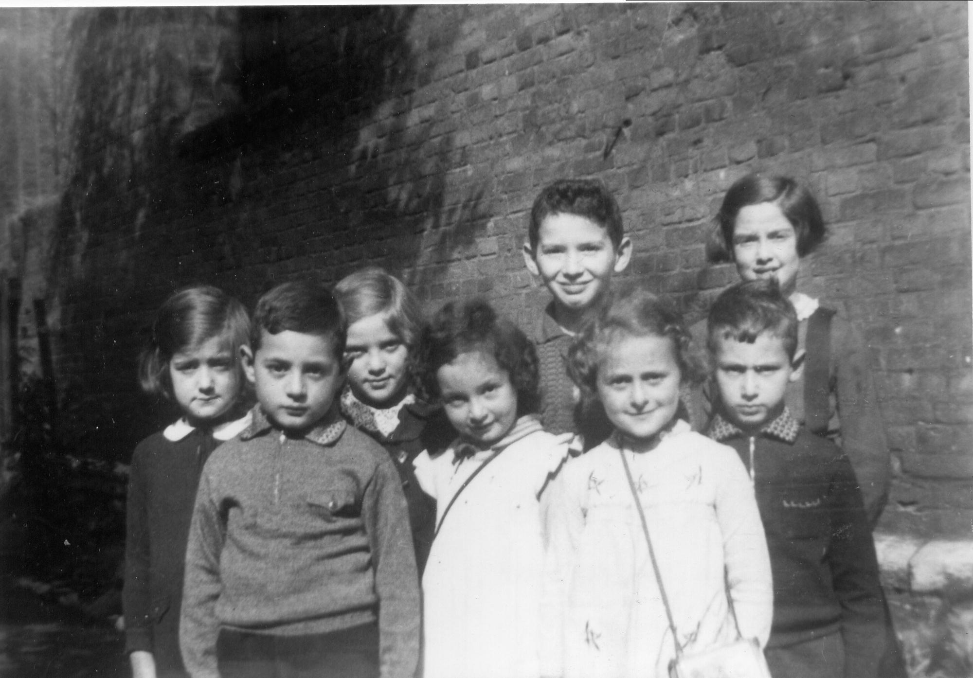 The-last-Jewish-class-in-Beckum-1936