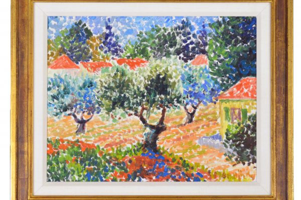 Untitled, Serge Mendjisky Painting