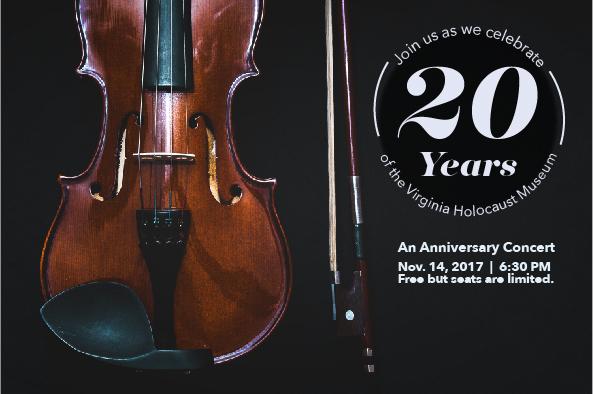 VHM 20th Anniversary Concert