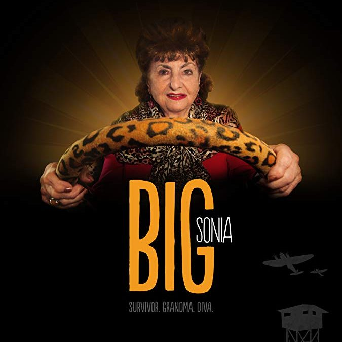 Big Sonia Poster